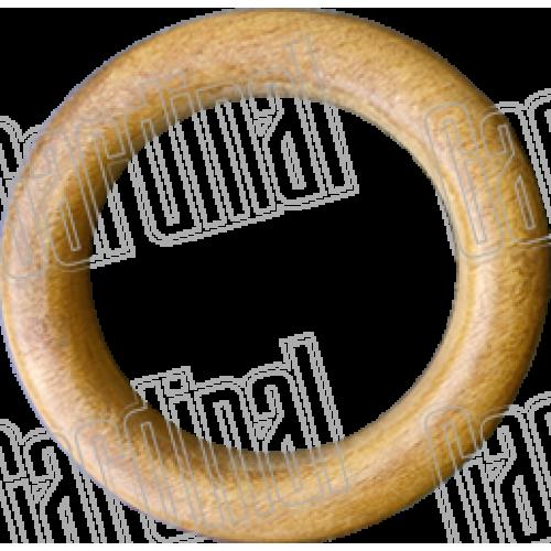 Кольцо для карниза деревянное 10шт.