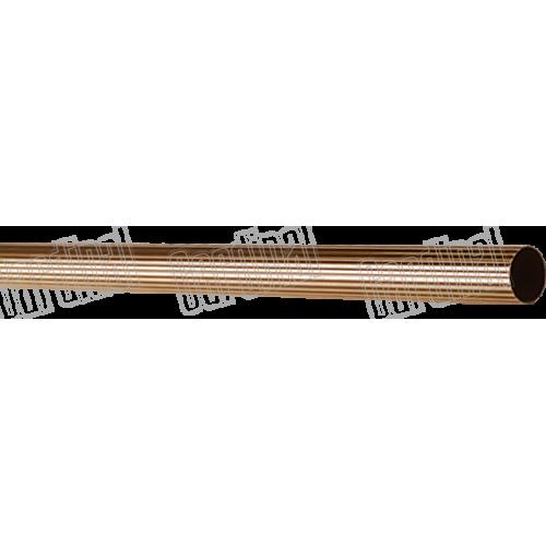 Труба для карнизу рифлена 19мм