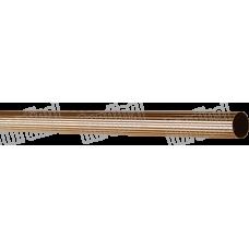 Труба для карнизу рифлена 25мм