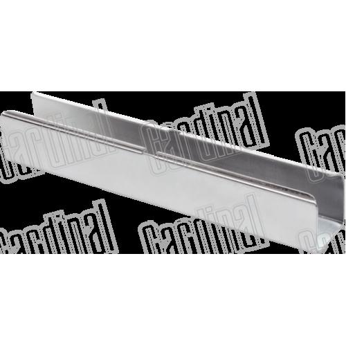 Соединитель металлический квадро 20 мм
