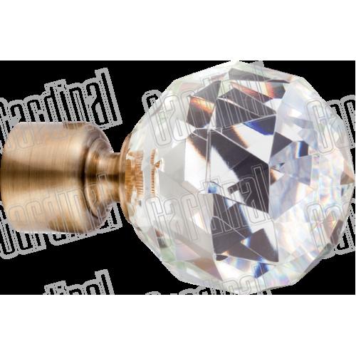 Закінчення 19мм кристал-куля