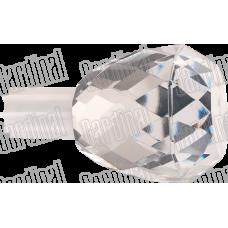 Закінчення 19мм кристал-овал