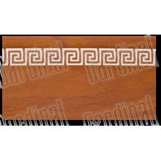 Декоративна накладка дуб елегент з молдингом