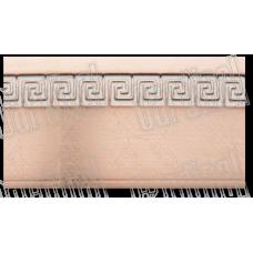 Декоративная накладка античная медь с молдингом