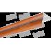 Карниз алюминиевый пленка с молдингом МАКС