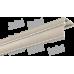 Карниз алюмінієвий пофарбований подвійний молдінг МІНІ